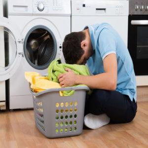 Γιατί το πλυντήριο μου καταστρέφει τα ρούχα μου