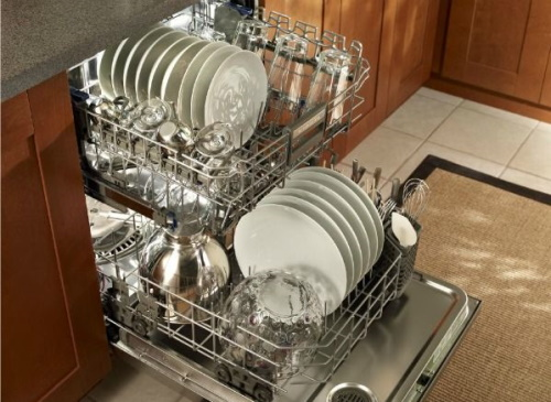 Πώς λειτουργούν τα πλυντήρια πιάτων;