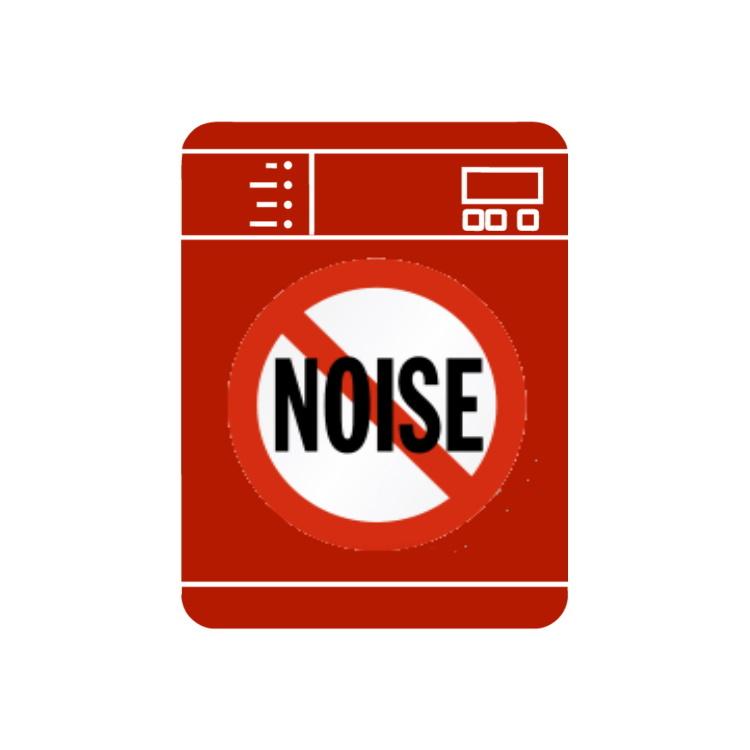 Λογοι που το πλυντηριο ρουχων κανει θορυβους